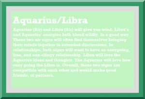 Libra Love Relationships