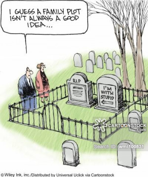 tombstones cartoons, tombstones cartoon, funny, tombstones picture ...