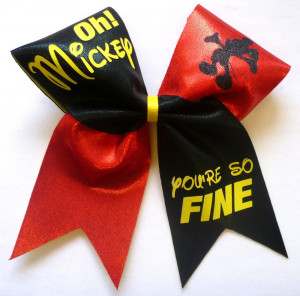 ... about Cheer bow