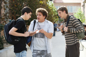 rude crude and hilarious superbad movie review by kellie abrahamson