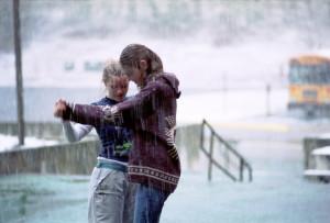Girls Dancing In Rain Images