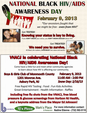 ... Health Group celebrates National Black HIV AIDS Awareness Day