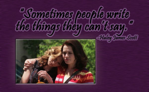 One Tree Hill Quotes Quotes