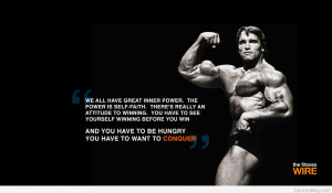"""39. """"Strength does not come from physical capacity. It comes from an ..."""