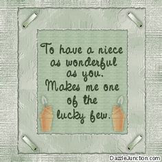 niece quotes for facebook | Family Niece Comments, Images, Graphics ...