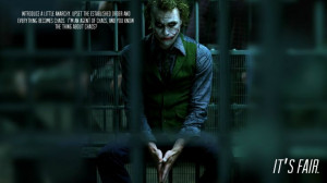 Joker Batman Dark Knight Quotes Batman joker dark knight