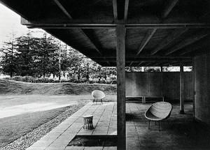 kenzo tange house japanese architecture