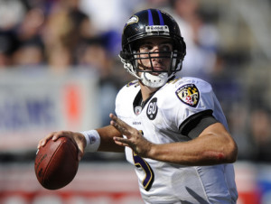 Quote of the Week - Joe Flacco Says He's the NFL's Best