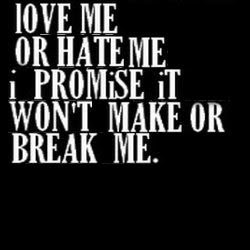 Don't Hate me Love me Image