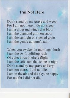 Quotes About Death Of A Grandmother I put this on my grandmother's