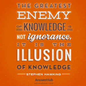 Ignorant People Quotes For Facebook Is not ignorance,