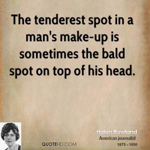 Bald Men Quotes