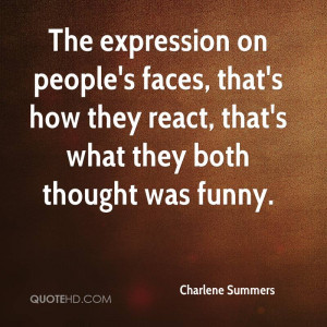 Quotes About Expression Face. QuotesGram
