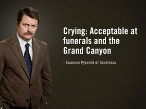 ... quotes, ron swanson, television, 16 Best Ron Swanson Quotes from His
