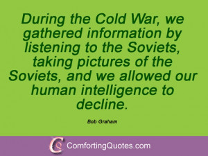 Quotes And Sayings By Bob Graham