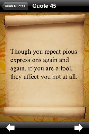 Rumi Quotes Life Experiences