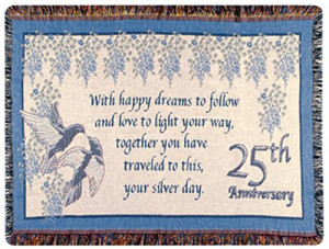 Anniversary Gifts: 25th Anniversary Wedding Gifts | 25th Anniversary ...