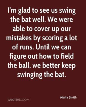 Be swinging well And