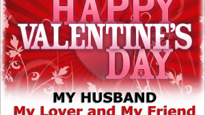 Valentines Day Messages For Husband Wife: