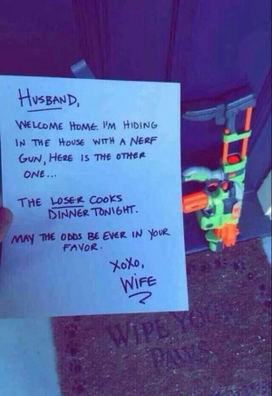 Nerf Gun is creative inspiration for us. Get more photo about Quotes ...