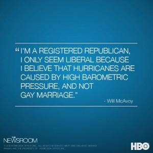 registered Republican…