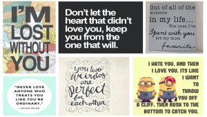 Quotes on Love Inspire 6 Restaurant Marketing Ideas for Valentine ...