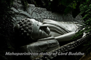 Nirvana Quotes Buddhism Nirvana statue of lord buddha