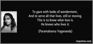 More Paramahansa Yogananda Quotes
