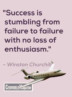 ... to failure with no loss of enthusiasm.
