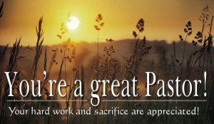 Great Pastor Ecard