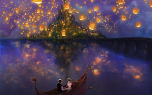 Tangled musical comedy film - Wallpapers 1920x1200