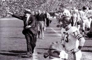 1968: George Halas Retires as Head Coach of Bears