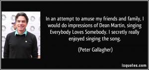 Dean Martin Biography