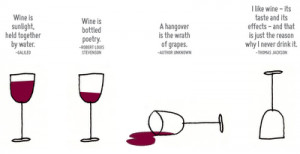 Alcohol Quotes Graphics