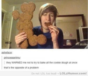 Funny Pictures Baking