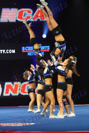 The World of Competitive Cheer
