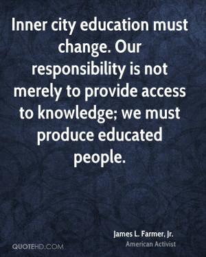 James L. Farmer, Jr. Quotes