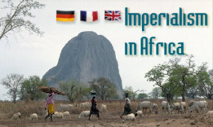In 1885, the imperial powers of Europe divided the African continent ...