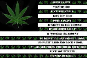 All Graphics » stoner quotes