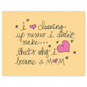 love being a mom!