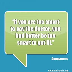 Doctor quote #3