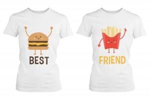 Amazon.com: cute best friend t shirts