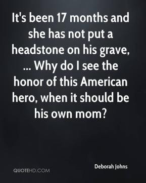 Headstone Quotes