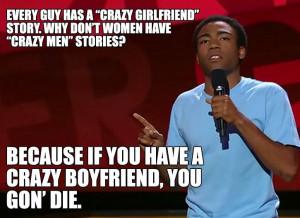 crazy ex boyfriend quotes