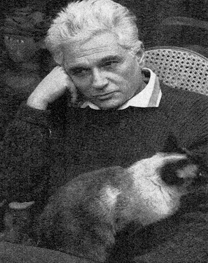 Quote of the Week- Jacques Derrida