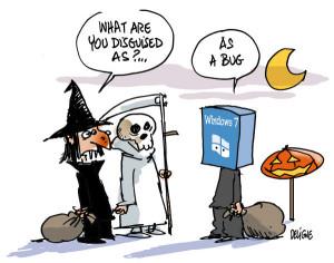 Halloween Costume Cartoons