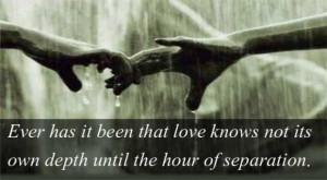 Kahlil gibran love quotes sayings