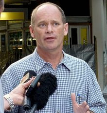 campbell newman australian politician campbell kevin thomas newman is ...