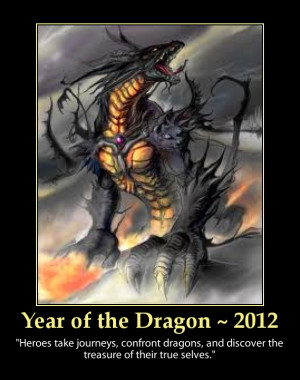 ... dragon people excel. The dragon Chinese zodiac year is special