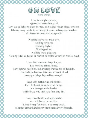 Christian Wedding Poems And Quotes